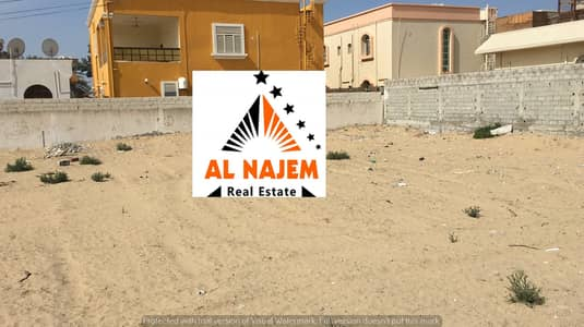 Plot for Sale in Al Rawda, Ajman - For sale residential land in Al Rawda, a distinguished location, and an opportunity for investment