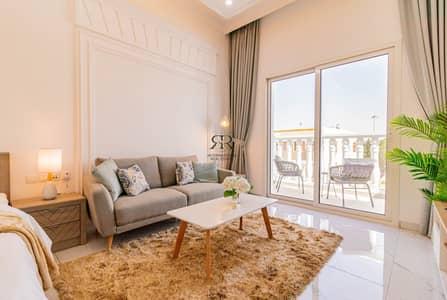 Studio for Rent in Arjan, Dubai - Furnished Studio   Chiller Free   Flexible Cheques