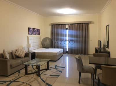 Studio for Rent in Arjan, Dubai - FULLY FURNISHED | WITH BALCONY | WELL MAINTAINED