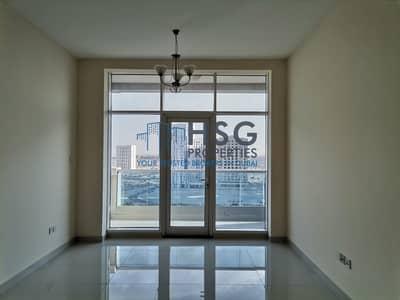 1 Bedroom Flat for Rent in Jumeirah Village Triangle (JVT), Dubai - Huge 1 BR in Al Manara Tower - JVT
