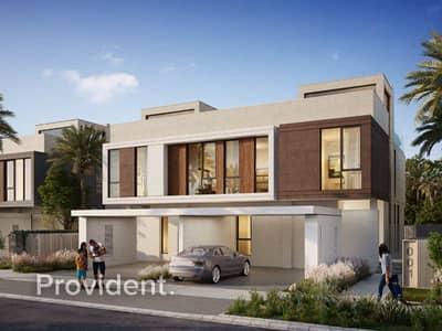 تاون هاوس 3 غرف نوم للبيع في دبي هيلز استيت، دبي - Premium | Golf Course Views |  Brand New Property