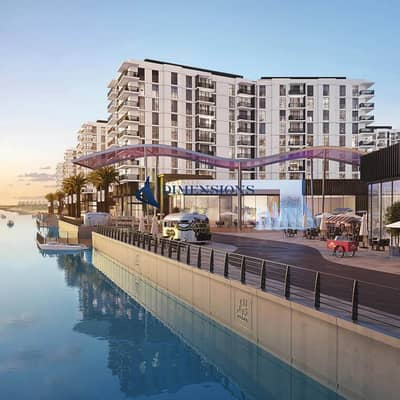1 Bedroom Apartment for Sale in Yas Island, Abu Dhabi - Good Investment I Spectacular Brand New 1BR Apartment