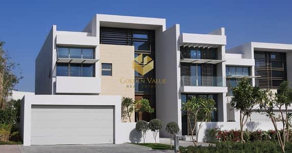 فیلا 4 غرف نوم للبيع في مدينة محمد بن راشد، دبي - Experience the Extraordinary Living Everyday at District One Villas