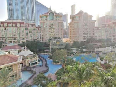 شقة 2 غرفة نوم للايجار في مركز دبي المالي العالمي، دبي - شقة في مجمع المروج مركز دبي المالي العالمي 2 غرف 85000 درهم - 4998772