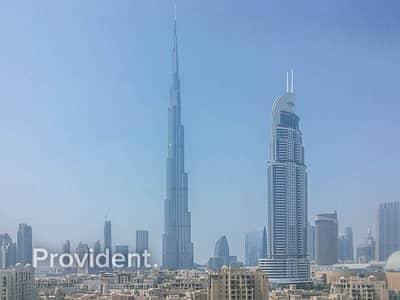 2 Bedroom Flat for Sale in Downtown Dubai, Dubai - Burj Khalifa View | Best Price