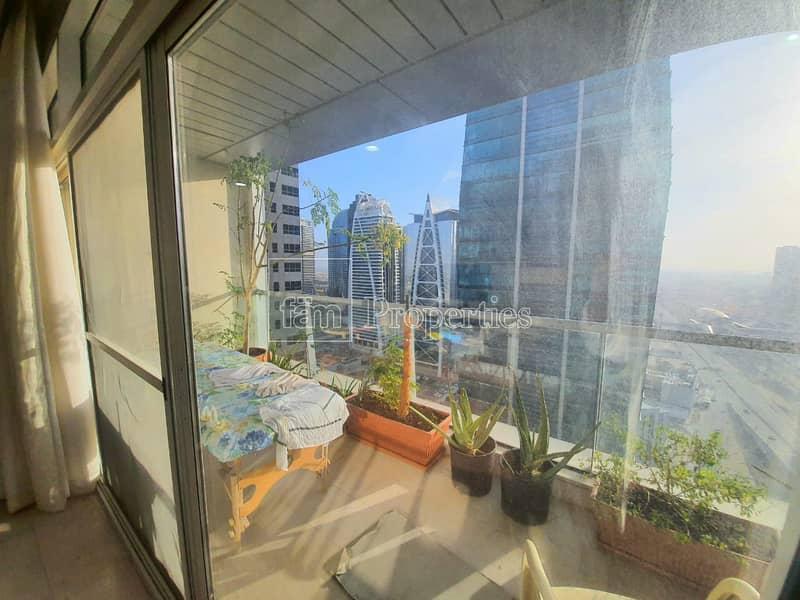 Fully Furnished   High Floor   3BR+M   VOT