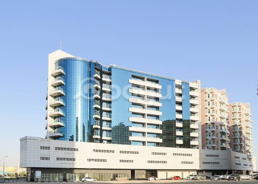 Al Shorouk Buildings Tower C - Two Months Free