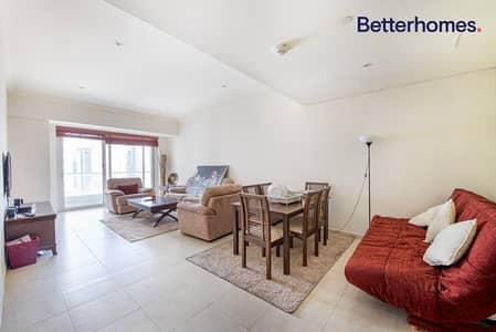 2 Bedroom Apartment for Sale in Dubai Marina, Dubai - Fully Furnished | Vacant | High Floor