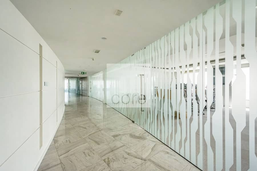 20 Rent Negotiable | Full Floor | Fitted Office