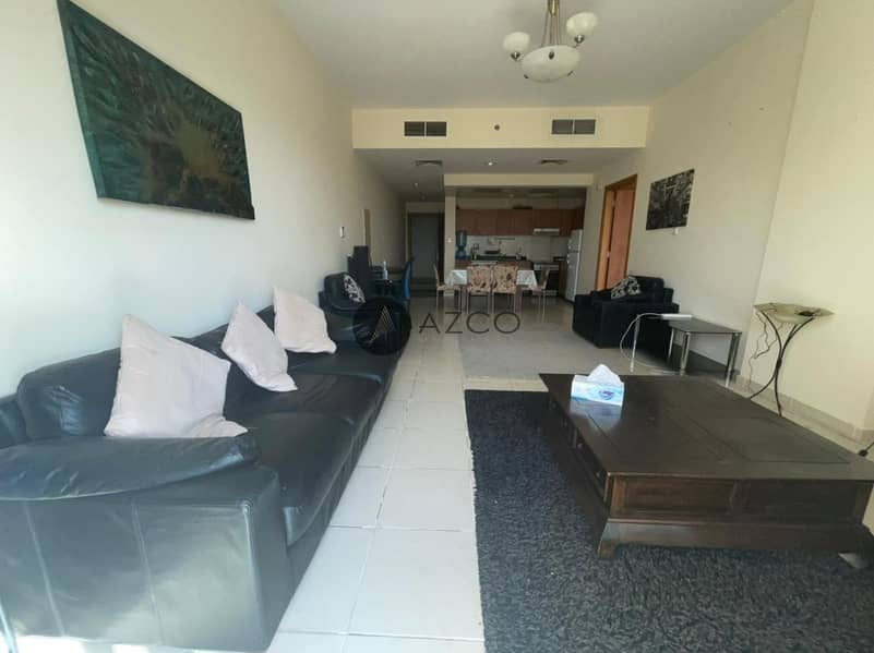 Look At Size|Fully Furnished 1BHK|Ready To Move In