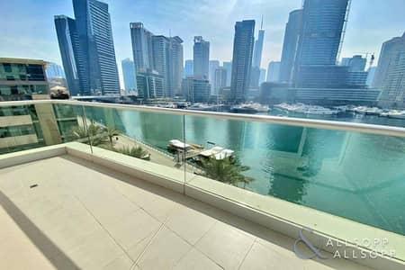 فلیٹ 3 غرف نوم للبيع في دبي مارينا، دبي - Full Marina Views | 3 Beds + Maids | Emaar