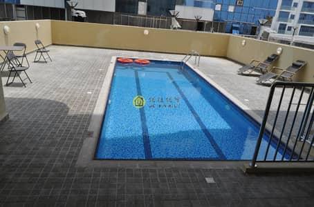 1 Bedroom Flat for Rent in Jumeirah Village Circle (JVC), Dubai - Spacious 1 BHK Apartment at Sunrise Residence | JVC