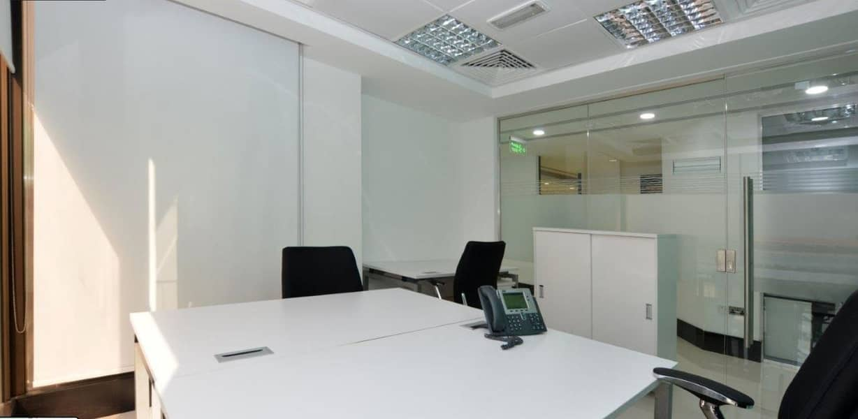 Affordable Shared Office Space