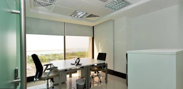 Office for Rent in Sheikh Khalifa Bin Zayed Street, Abu Dhabi - Virtual Office Space | Prime Location