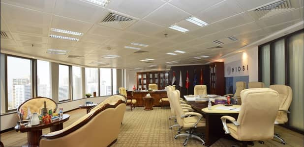 Best Rates for Shared Office Space in Al Danah