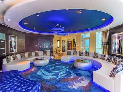 4 Bedroom Apartment for Sale in Dubai Marina, Dubai - Luxurious Upgraded Duplex| High End| Ready to Move