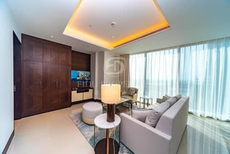 1 Bedroom Flat for Sale in Downtown Dubai, Dubai - Exclusive | High Floor | Furnished and Serviced