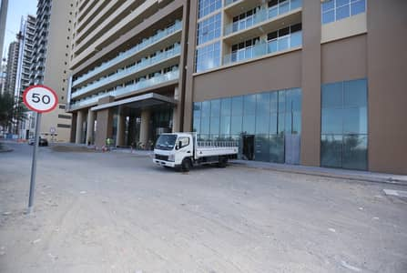 Shop for Rent in Jumeirah Village Circle (JVC), Dubai - Shell and core space available in Ghalia