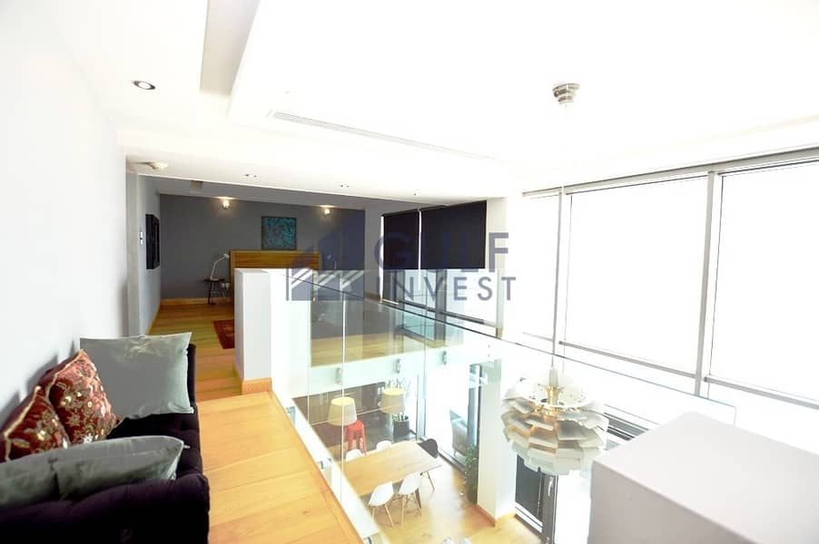 PENTHOUSE FOR SALE IN TECOM AT TWO TOWERS