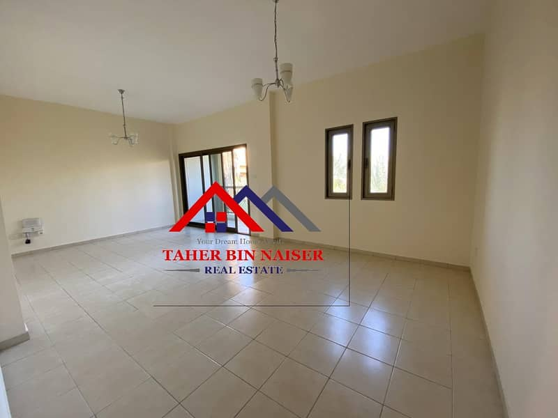 LOWEST COMM CLEAN AND MANAGED 2 BEDROOM with Balcony in THE GARDENS