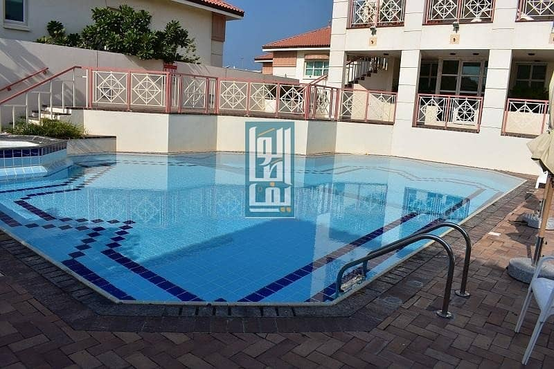 1 Stunning 5 Bed | Shared Pool & Gym | Prime Location