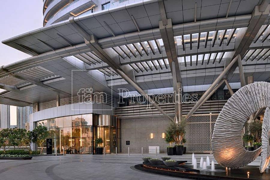 2 High Floor | Full Burj Khalifa and Fountain View