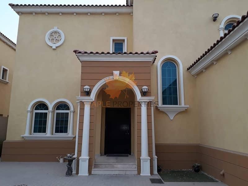 Wonderful 3BR + Maid's Room Villa || Jumeirah Park || For Sale