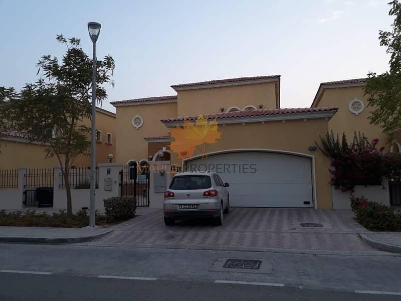 2 Wonderful 3BR + Maid's Room Villa || Jumeirah Park || For Sale