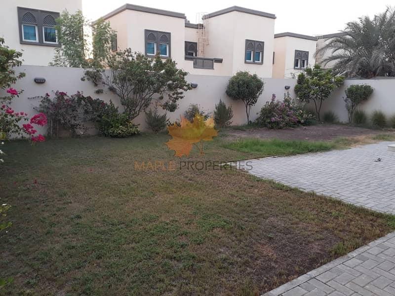 20 Wonderful 3BR + Maid's Room Villa || Jumeirah Park || For Sale