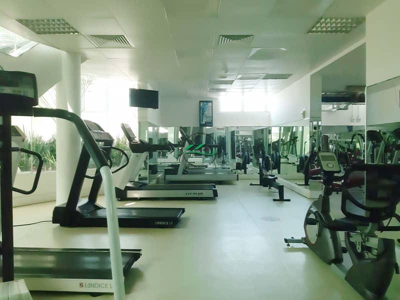 22 Special Deal! Amazing  2 BR Apt. Amenities Gym + Pool in Hamdan