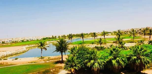 4 Bedroom Villa for Rent in Al Hamra Village, Ras Al Khaimah - For rent furnished 4 bed golf villa with pool