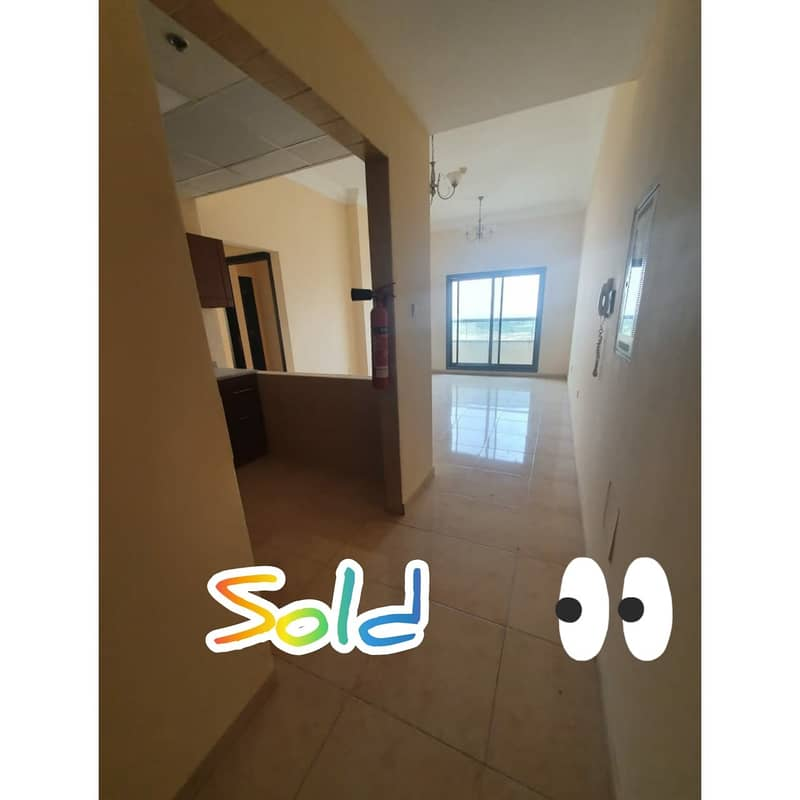 Two Bedrooms Sold | Price 170,000/-AED | Goldcrest Dreams