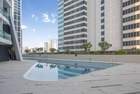 2 Bedroom Flat for Rent in Business Bay, Dubai - Low Floor Unit | Street View | Premium Finish