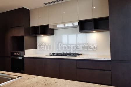 2 Bedroom Apartment for Sale in The Lagoons, Dubai - 2br|creekside 18|low floor|tall tower vw