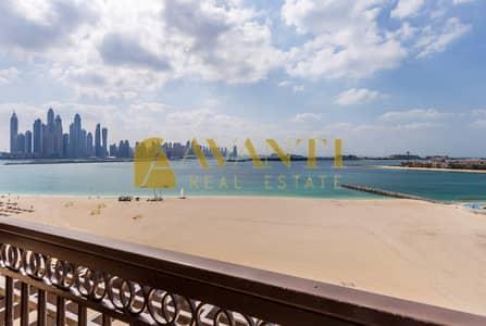 شقة 3 غرف نوم للبيع في نخلة جميرا، دبي - Exclusive 3BR type B Fairmont North