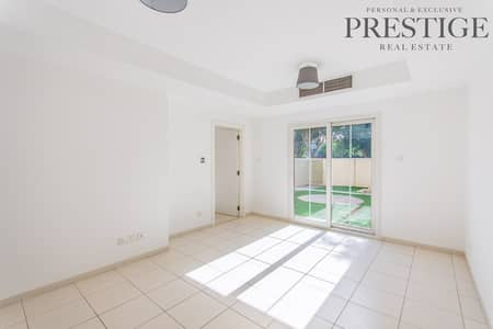 2 Bedroom Villa for Rent in The Springs, Dubai - Springs 12 | Type 4M | Close to Community Pool