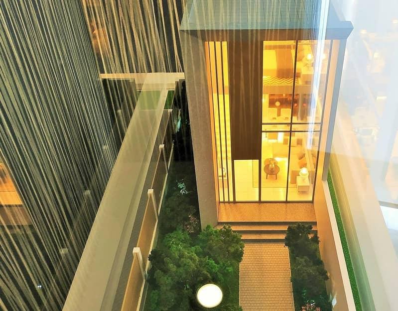 2 Phase 2: 1 Bedroom Townhouse loft + Front garden