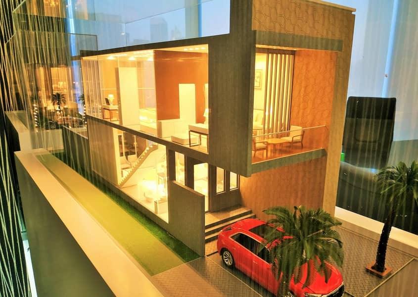 Two Bedroom loft Townhouse with big garden