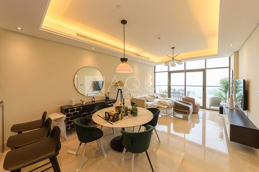 2 Sea View | 6 months/1 year | Furnished high end