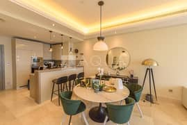 شقة في ذا 8 ذا كريسنت نخلة جميرا 1 غرف 179000 درهم - 4933079