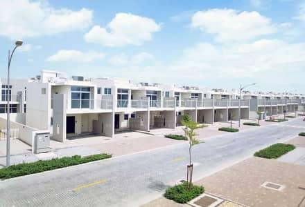 تاون هاوس 3 غرف نوم للبيع في أكويا أكسجين، دبي - Exclusive | Resale | 3 Bed Single Row