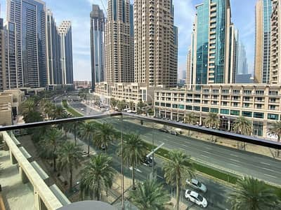 3 Bedroom Flat for Rent in Downtown Dubai, Dubai - Fully furnished | Brand new | Maids room