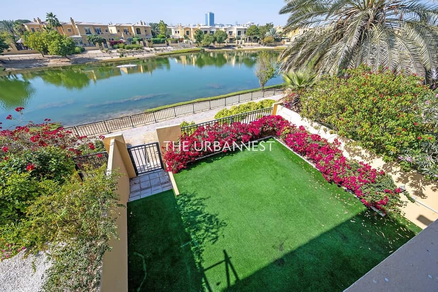 69 Charming Type C | Private Garden | Full Lake View