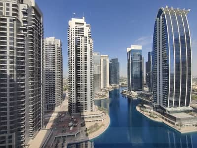 2 Bedroom Apartment for Rent in Jumeirah Lake Towers (JLT), Dubai - LAKE VIEW AMAZING 2 BEDROOM APARTMENT | CLOSE TO METRO | BIG LAYOUT | BIG LIVING