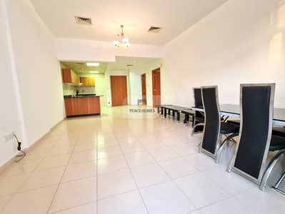 1 Bedroom Flat for Sale in Jumeirah Village Circle (JVC), Dubai - DISTRESS DEAL | CHEAPEST! WIDE-OPEN 1BR | SEMI-FURNISHED