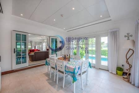 6 Bedroom Villa for Sale in Emirates Hills, Dubai - Luxury Villa   Private Pool   Private Garden   Golf View