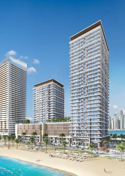 2 Bedroom Apartment for Sale in Dubai Harbour, Dubai - Luxury Apartment  / Private Beach / Easy Payment Plan