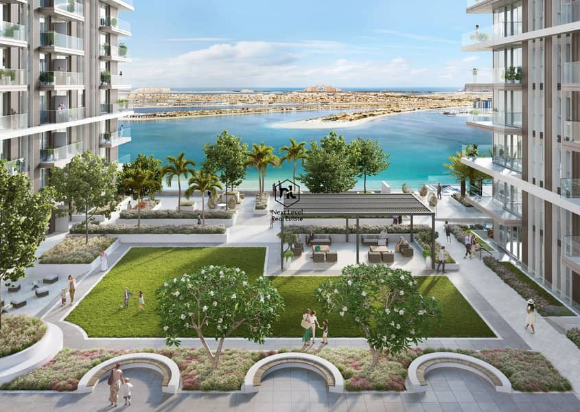 2 Luxury Apartment  / Private Beach / Easy Payment Plan