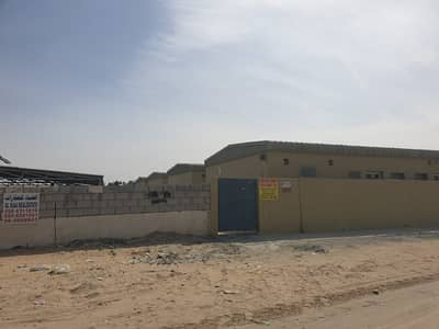 Building for Rent in Industrial Area, Sharjah - For rent workers housing in Al Sajaa new