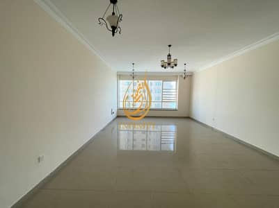 2 Bedroom Flat for Rent in Al Majaz, Sharjah - SPACIOUS TWO BHK FOR RENT MAID ROOM CHILLER GYM POOL PARKING